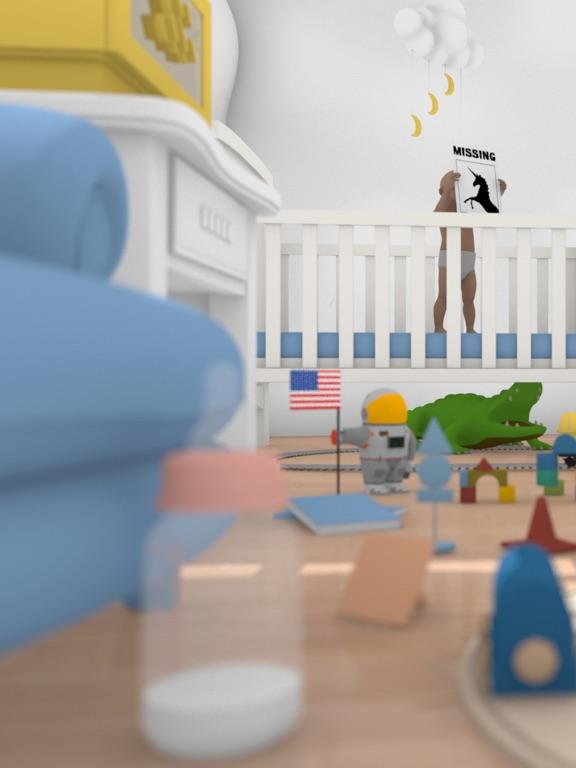 脱出ゲーム Baby 雲より上のプカプカハウスのおすすめ画像1