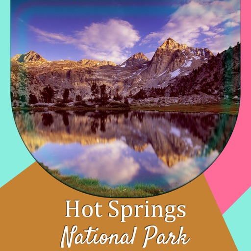 Hot Springs National Park icon