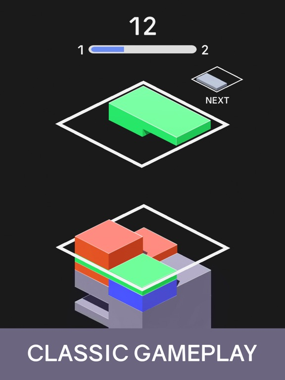 Juicy Stack - 3D Tile Puzzlе screenshot 5