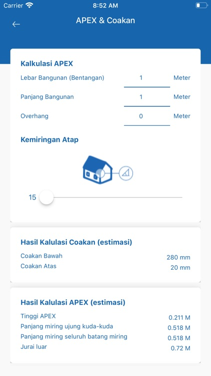 Roof Calculator screenshot-8
