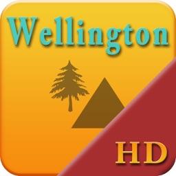 Wellington Offline Map Guide