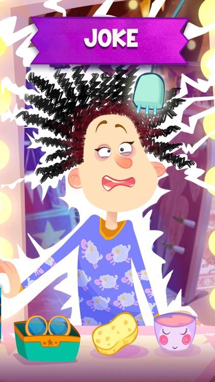 Family Portrait: Hair Salon screenshot-3