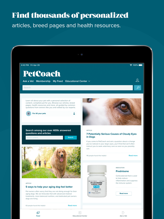 PetCoach by Petco | App Price Drops