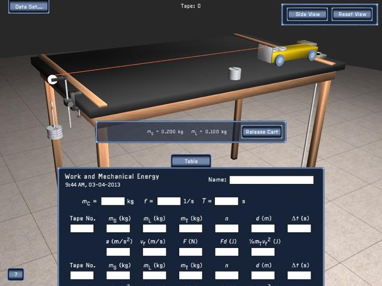 PP+ Work & Mechanical Energy