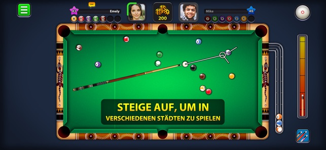 8 Ball Pool™ Screenshot