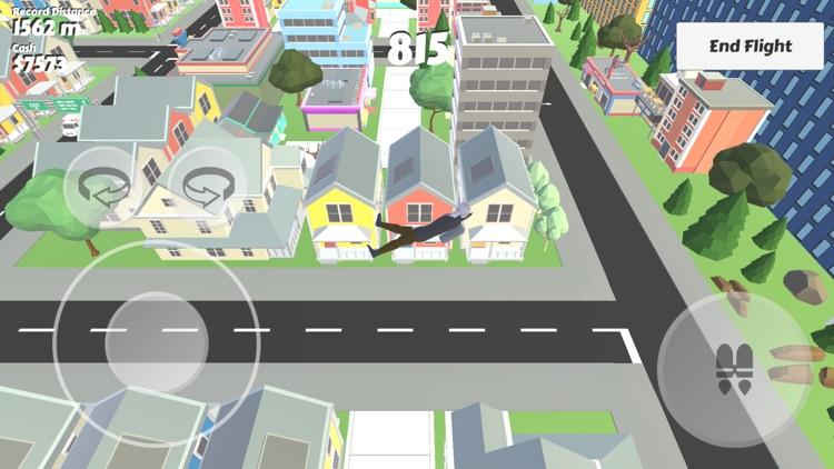 Rocket Man 3D screenshot-5
