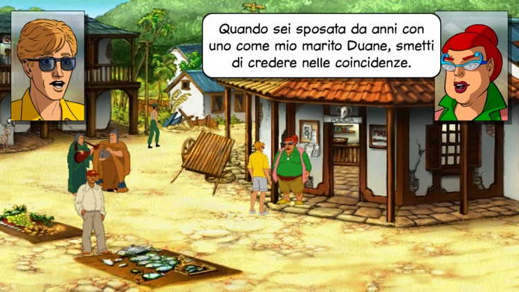Broken Sword 2: Rimasterizzato screenshot-0