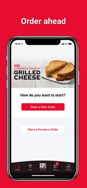 QuikTrip: Coupons, Fuel, Food on the App Store