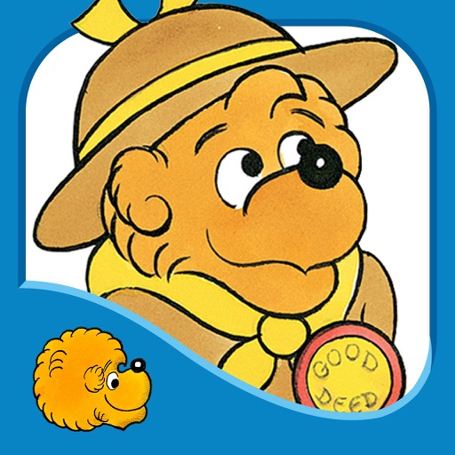 Berenstain Bears Hurry to Help icon