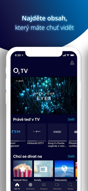 O2 TV on the App Store