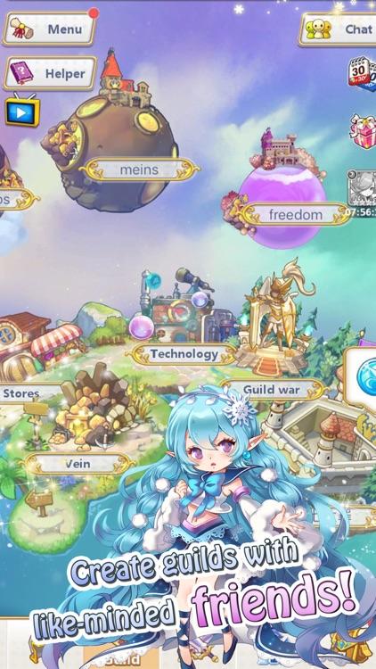 Summon Princess-Anime AFK SRPG screenshot-4