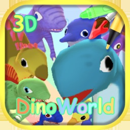 Dinosaur World 3D - AR Camera