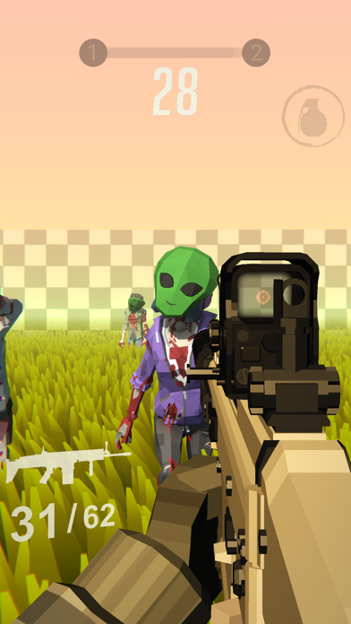 Zombie Royale screenshot 4