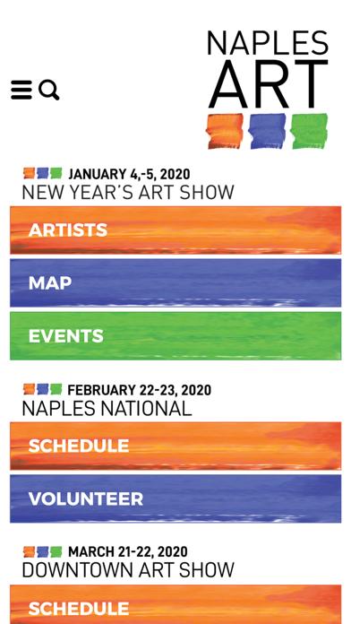Naples Art screenshot one