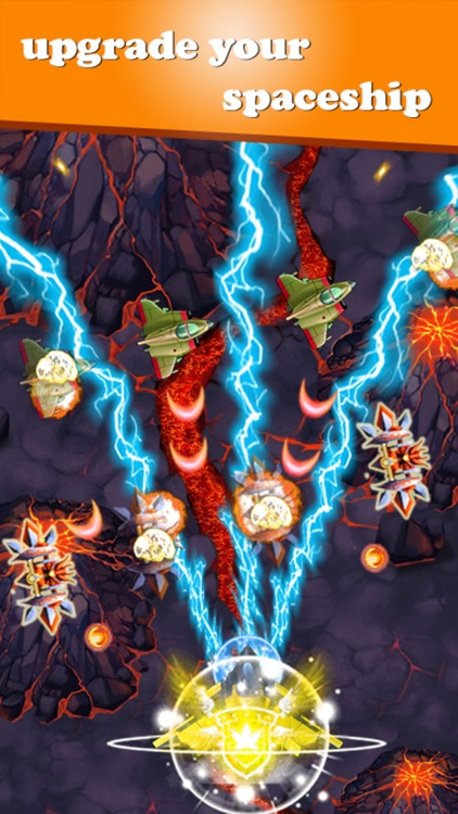 Air Combat: Galaxy Attack screenshot-3