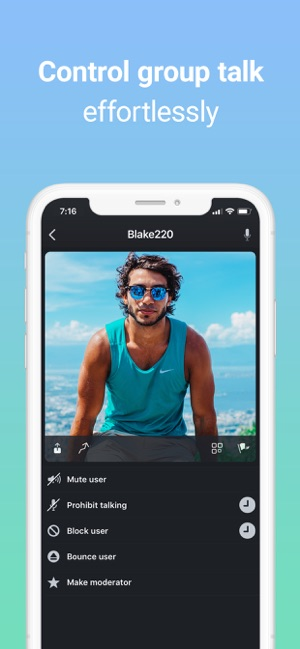 Zello Walkie Talkie Screenshot