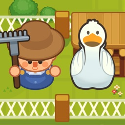My Farm - cartoon games