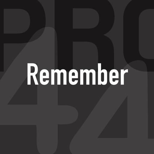 Remember - MemorizingScripture