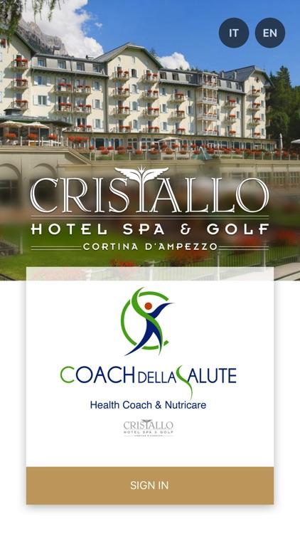 Health Coach Hotel Cristallo