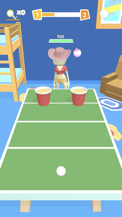 Pong Party 3D screenshot 1