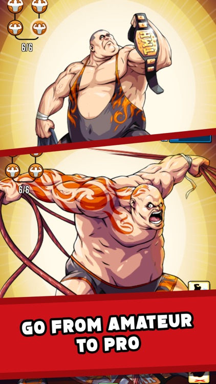 Muscle Hustle: PvP Wrestling screenshot-4