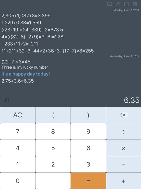 Calculator SP screenshot 11