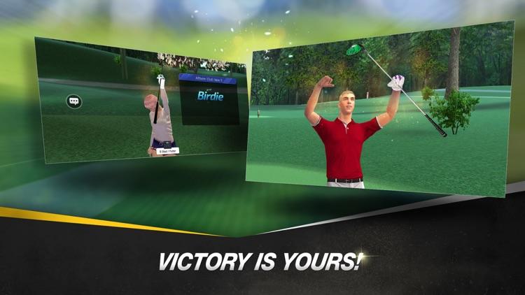 Shotonline Golf:WC screenshot-4