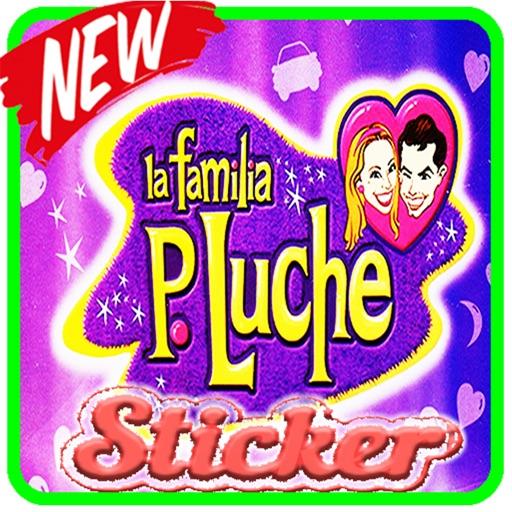 Stickers de la Familia Peluche image