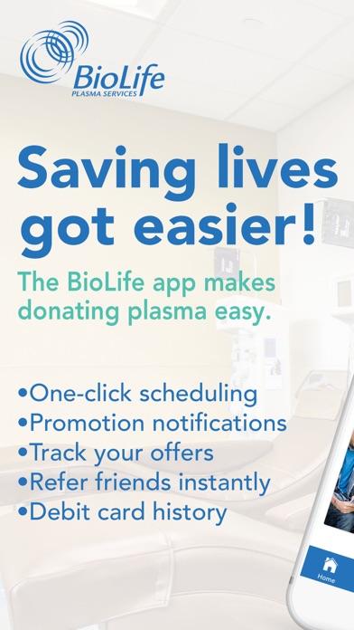 cancel BioLife Plasma Services app subscription image 1