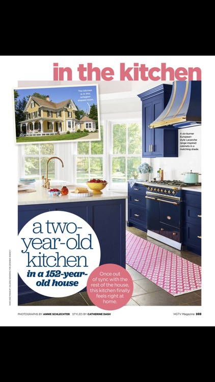 HGTV Magazine US screenshot-4