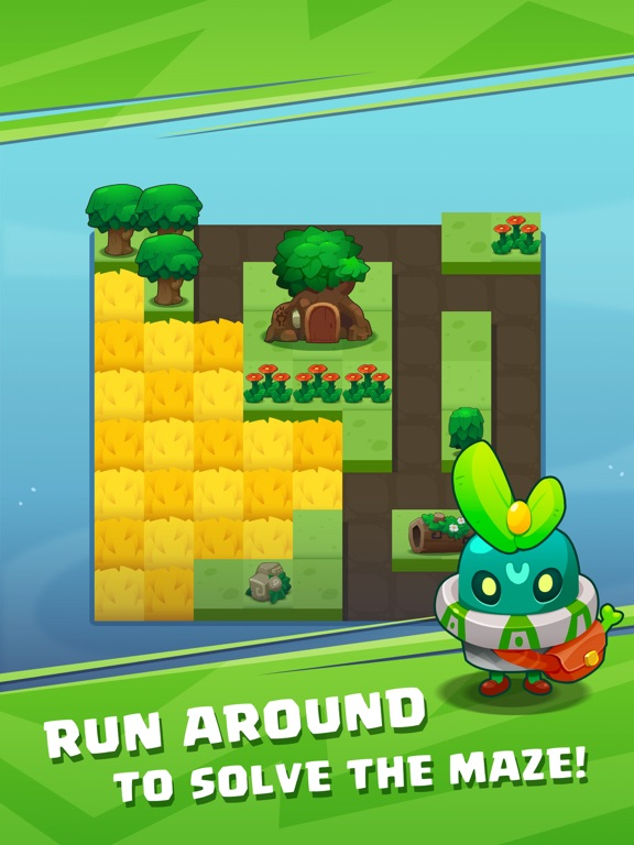 Amazing Runner screenshot 1