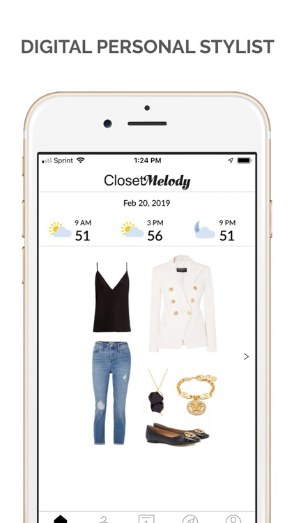 ClosetMelody - Outfit Planner screenshot-0