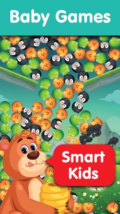 Baby Games: Bubble Pop