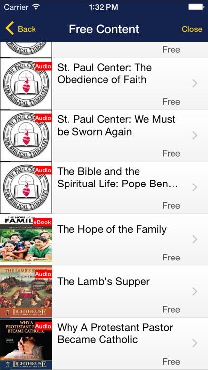 Bible - Catholic Study by Ignatius + Lighthouse Partnership