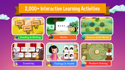 LeapFrog Academy™ Learning screenshot two