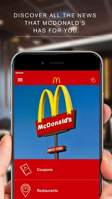 Download McDonald's App - Latinoamérica for Android