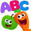 ABC单词儿童: 幼儿英语教育2岁-5岁小宝宝游戏学习字母