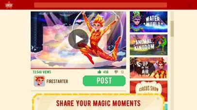 Fantasy Gymnastics screenshot 2