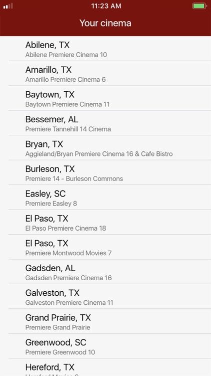 Premiere Cinemas screenshot-5