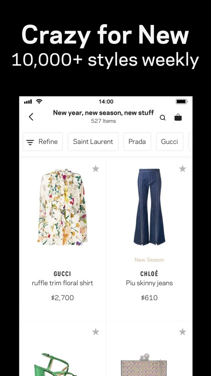 Farfetch: New Fashion Shopping screenshot-6