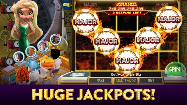 POP! Slots ™ Vegas Casino Game screenshot-0