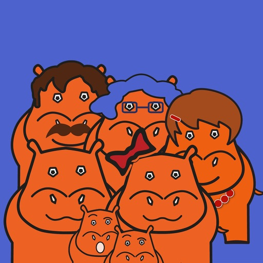 Jack and His Hippo Family