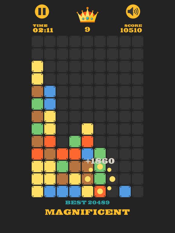 Clear The Blocks, Merge Colors screenshot 16