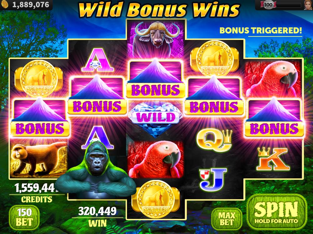 Newtown casino free play