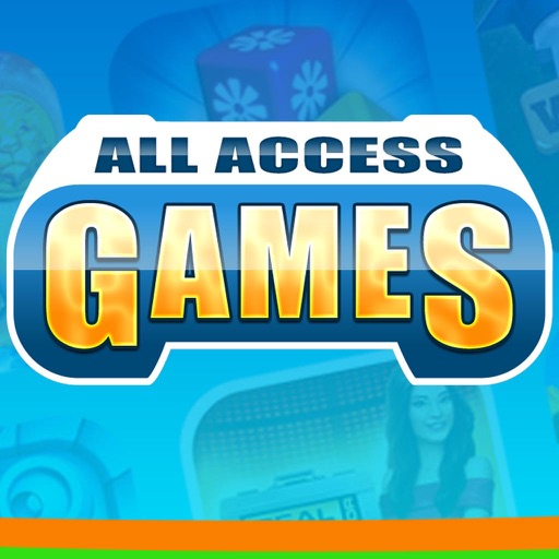 All Access Games icon
