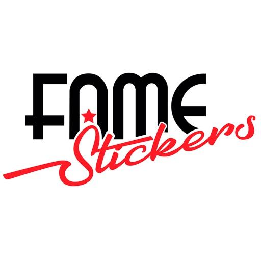 Fame Allstars Sticker Pack