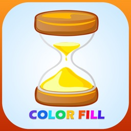 Color Fill: Coloring Book Game