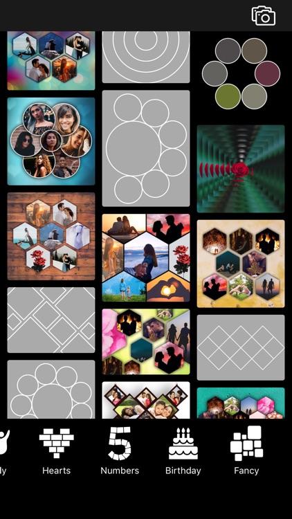Photo Collage Maker : Pic Grid screenshot-8