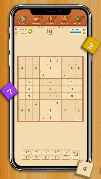 Sudoku Quest Color Soduku Game screenshot-7