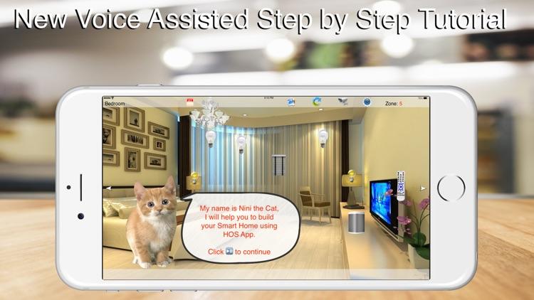 HOS Smart Home IP Control screenshot-7
